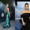 Every Must-See Look From The SAG Awards Red Carpet/SAG Awards 2020: Scarlett Johansson, Jennifer Lopez, Other Stars Sparkle On The Red Carpet
