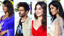 Priyanka Chopra, Katrina Kaif, Janhvi Kapoor, Kartik Aaryan attend Umang 2020 Part 2