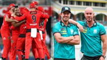 Brisbane Heat suffer record-breaking meltdown in astonishing collapse | ABD | BBL | AUSTRALIA