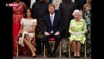 Le prince Harry s'est mis en retrait de la monarchie «avec une grande tristesse»