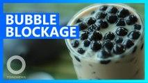 China teen gets intestinal bubble tea blockage