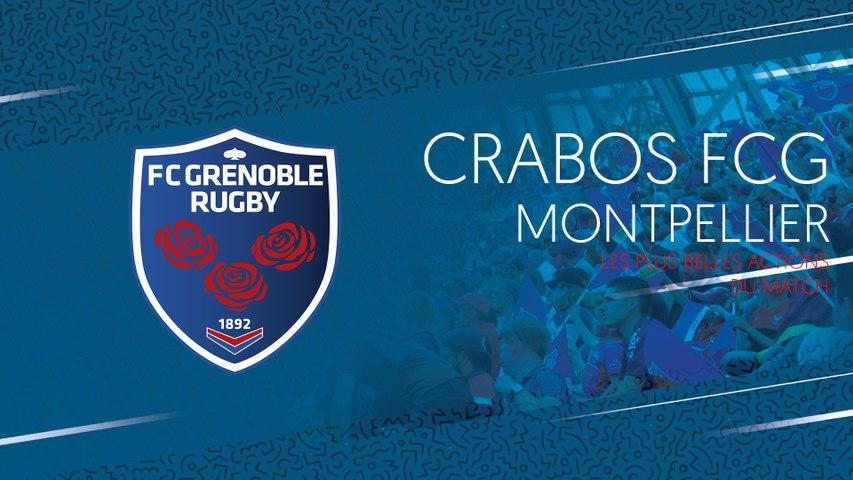 Rugby : Video - Crabos FCG - Montpellier : les plus belles actions du match