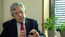 Gordon Brown calls for more regional powers post-Brexit