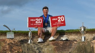 Golf: 2020 Latin America Amateur, Final Round Highlights