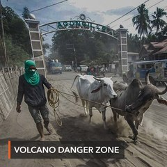 Año orders stop to 'visiting hours' to Taal Volcano danger zone