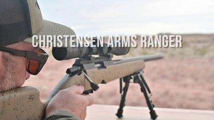 First Look: Christensen Arms Ranger Rifle