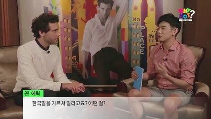 [와이낫] MIKA의 한국말 체험기 Interview in Seoul