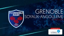 Grenoble - Soyaux Angoulême : le résumé vidéo