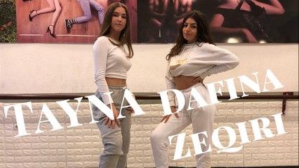 Tayna x Dafina Zeqiri - Bye Bye / Dance City Stars /