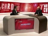 Jean Michel Merle - Président de Forez EST - 7 MN CHRONO - TL7, Télévision loire 7