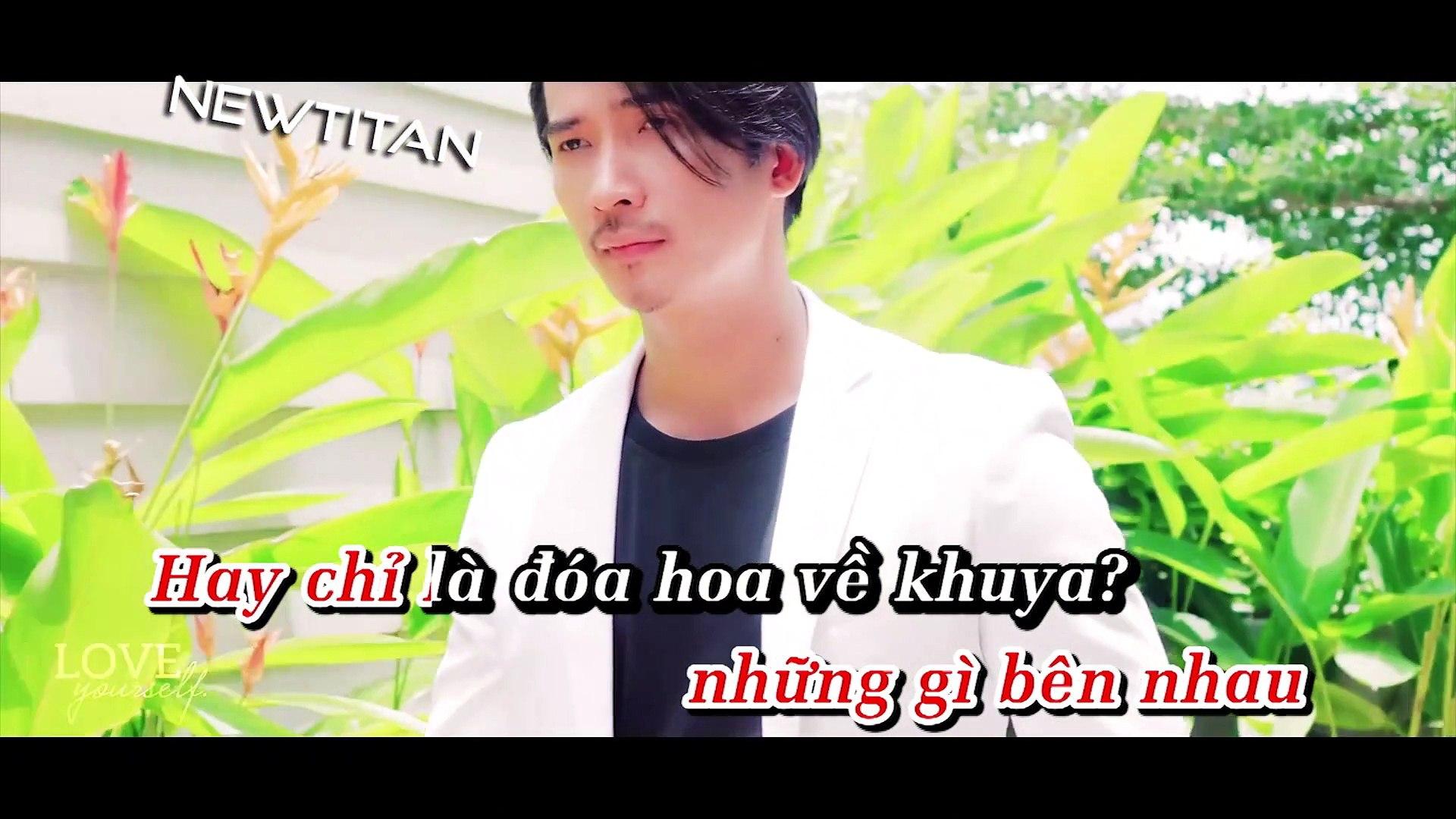 [Karaoke] Anh Nên Yêu Cô Ấy - N Ly [Beat Tone Nam]