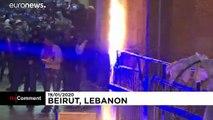 Σφοδρές συγκρούσεις στην Βηρυττό