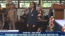 Resmi Dilantik, Prof. Reini Wirahadikusumah Jadi Rektor Perempuan Pertama ITB