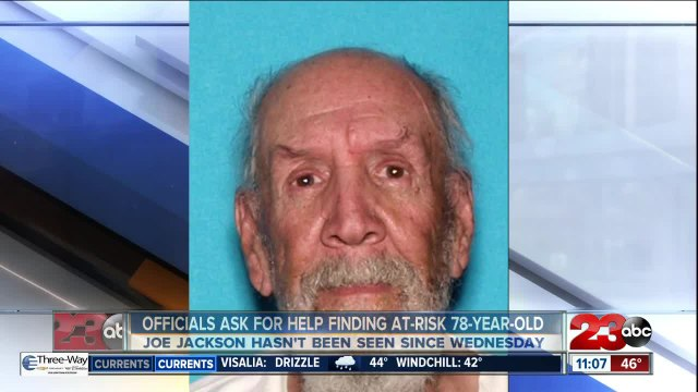Officials ask for help in finding missing at-risk man