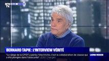 """Bernard Tapie: """"Je ne fais pas de la mort un drame absolu"""""""
