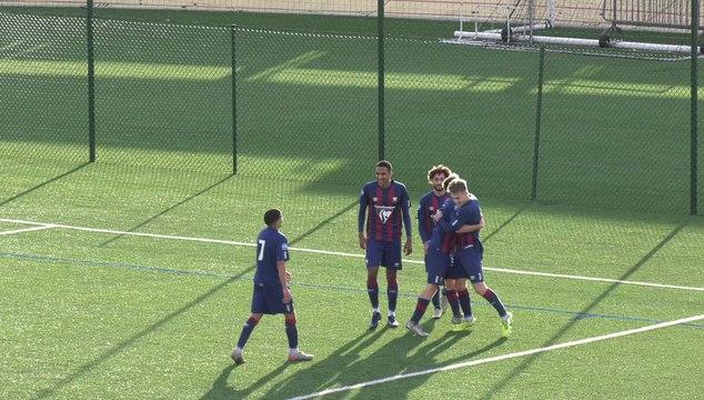U19 Nationaux : Les 4 buts marqués lors de SMCaen 4-0 RC Lens