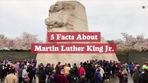 Learn About Martin Luther King Jr