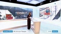 Tempête Gloria : les Pyrénées-Orientales menacées