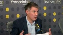 """Intrusions violentes à la CFDT : Olivier Faure (PS) """"condamne toutes les actions qui vont aller chercher l'intimidation"""""""