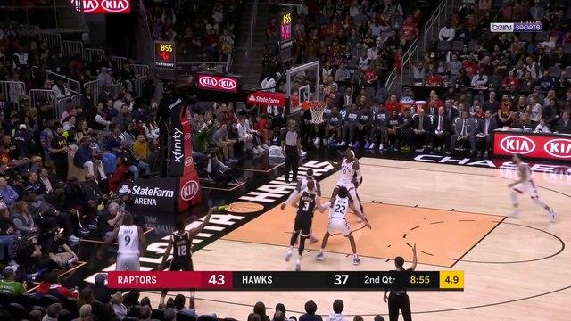 NBA : Atlanta passe près d'un gros coup contre Toronto !