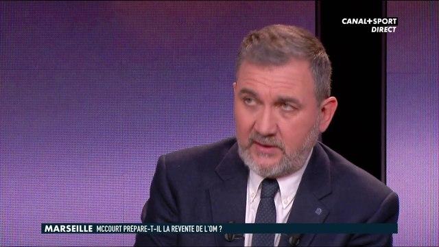 McCourt prépare-t-il la revente de l'OM ?