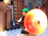 Lego Space Marines stop motion