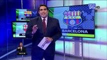 Barcelona buscará un buen resultado ante Progreso