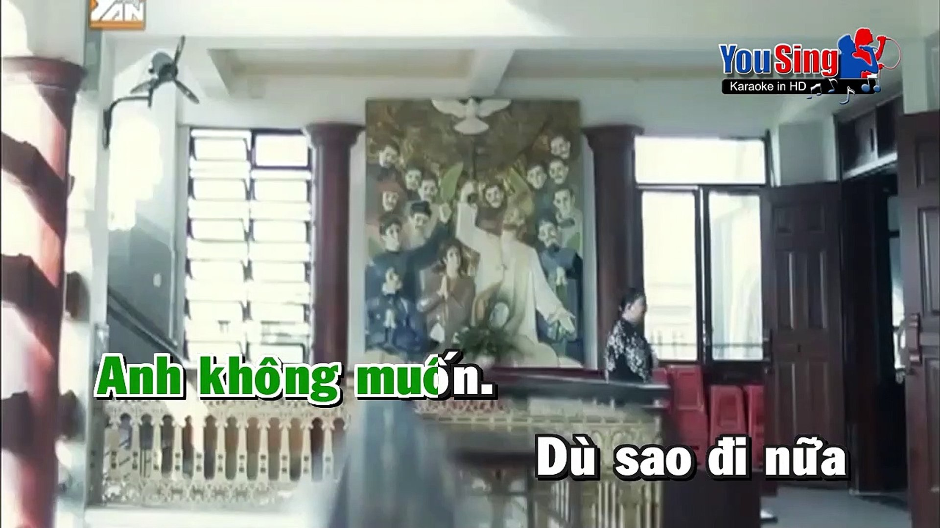 [Karaoke] Cho Vơi Nhẹ Lòng - Ngô Kiến Huy [Beat]