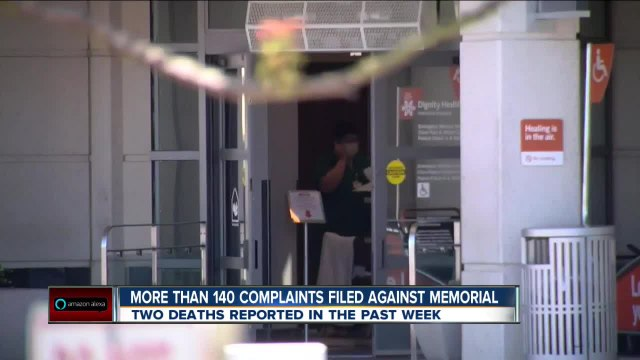 More than 140 complaints filed against memorial hospital from 2017 to 2019