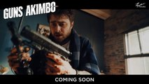 Guns Akimbo  movie - Harry Potter vs Nix