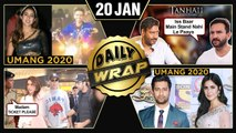 Sara - Kartik Dance At UMANG 2020, Priyanka STOPPED At Airport, Bigg Boss 13 | Top 10 News
