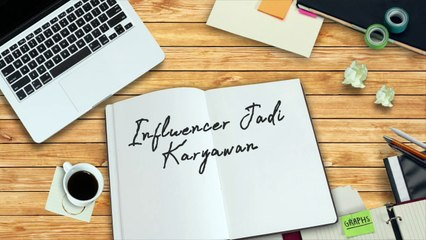 Influencer Jadi Karyawan - Eps 4. Onadio Leonardo (FINAL)