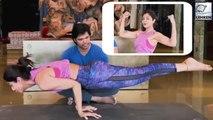 Shilpa Shetty Teaches How To Nail Mayurasana Perfectly