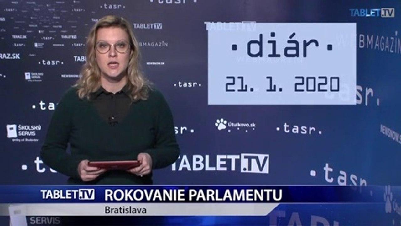 DIÁR: Začína sa rokovanie parlamentu