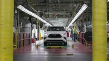 2020 Toyota Highlander Production