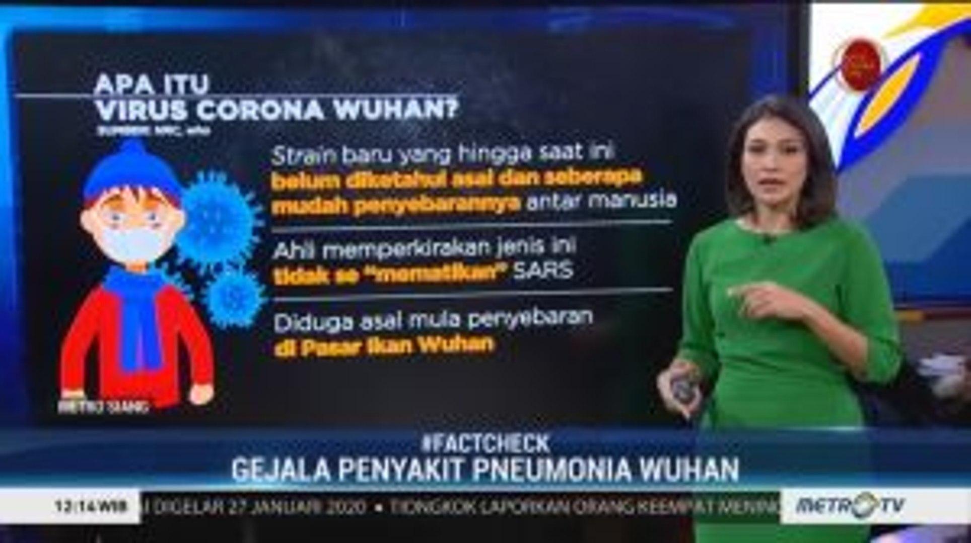 Gemparkan Tiongkok, Apa Itu Virus Corona Wuhan?