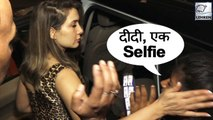 Beggar Kids Ask For Selfies From Bollywood Celebs