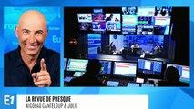 """Eric Ciotti sur Nicolas Sarkozy : """"Il est comme un boomerang, on le jette et il revient !"""" (Canteloup)"""
