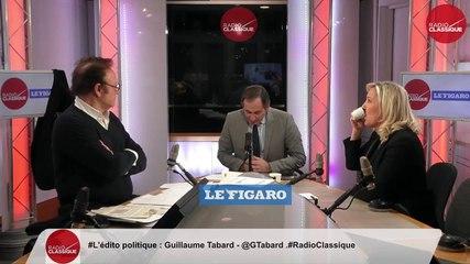 Marine Le Pen - L'invité politique (Radio Classique) - Mardi 21 janvier