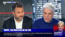 """""""Je n'ai jamais vu une horreur pareille !"""" : Bernard Tapie flingue le documentaire de BFMTV... sur BFMTV !"""