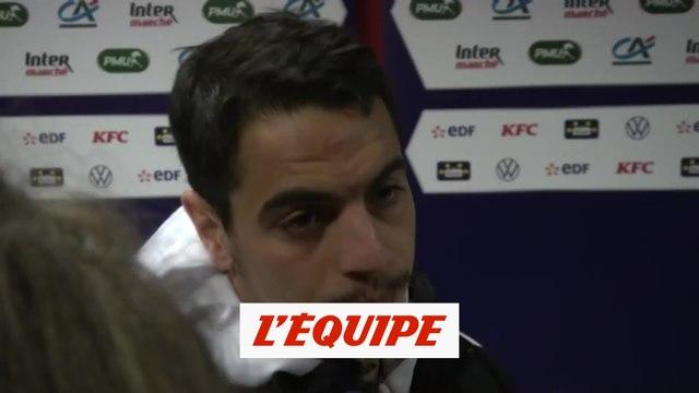 Ben Yedder «On a fait le job» - Foot - Coupe de France - ASM