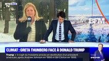 Climat : Greta Thunberg face à Donald Trump - 21/01