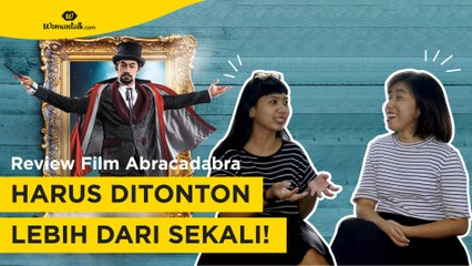 Review Film Abracadabra: Lari Dari Pakem Film Indonesia!