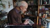 Un survivant d'Auschwitz raconte qu'il servait de cobaye aux nazis