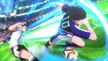 Captain Tsubasa Rise of New Champions - Bande annonce du jeu