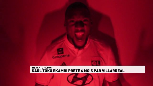 Ekambi prêté 6 mois par Villareal