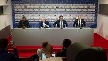 #OL, #Mercato, #Aulas, #Juninho : les premiers mots de Karl #TokoEkambi
