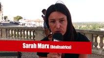 K contraire : rencontre avec la réalisatrice Sarah Marx et son actrice  Sandrine Bonnaire