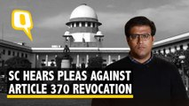 SC Resumes Hearing Pleas Against Article 370 Revocation in J&K