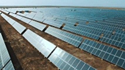 La capacité d'énergie solaire mondiale en augmentation